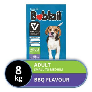 Bobtail - Small To Medium - BBQ Grill Flavor - 8kg