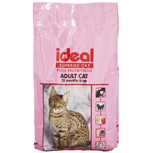 Ideal Cat Dry Food - 10kg