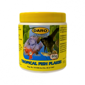 Tropical Fish Flakes (Daro) 10G