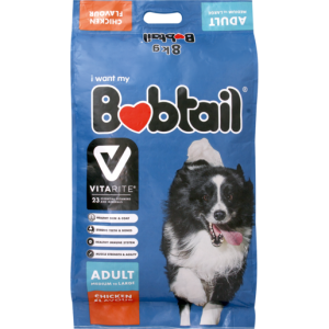Bobtail - Medium To Large - Chicken Flavor - 8kg