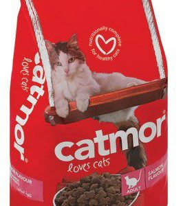 Catmor - Dry Adult Cat Food - Salmon 1.75kg