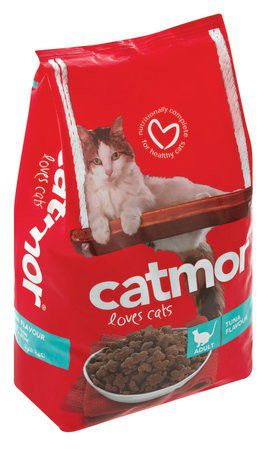 Catmor - Dry Adult Cat Food - Tuna 1.75kg