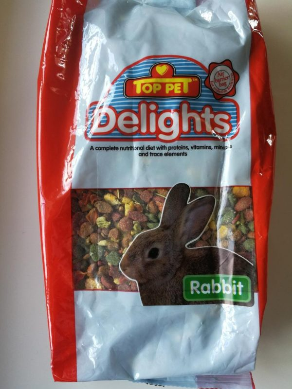 Top Pet Rabbit 1kg