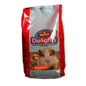 Top Pet Hamster Food 1kg