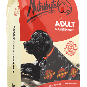 Nutribyte Adult Maintenance 20kg