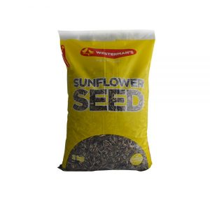 Westerman's Striped Sunflower Seeds 1kg