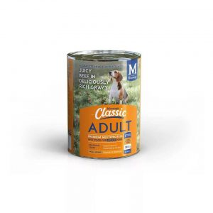 Montego - Classic Adult Dog Wet Food Beef/Gravy 775g