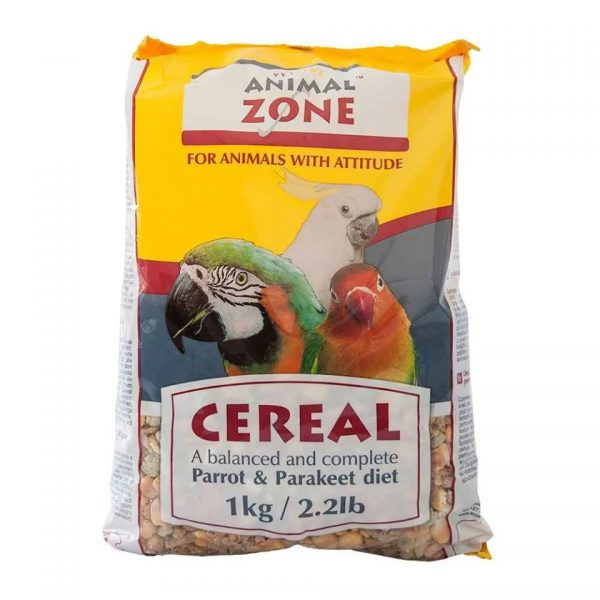 Animal Zone Parrot Cereal 1kg