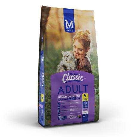 Montego Classic Cat Food Chicken 5kg