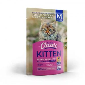 Montego Classic Kitten Wet Food 85g