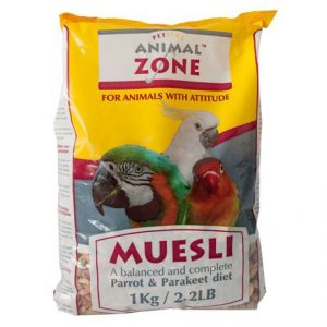 Animal Zone Parrot Muesli 1kg