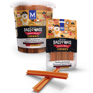Montego - Treats - Dental Sticks 500g