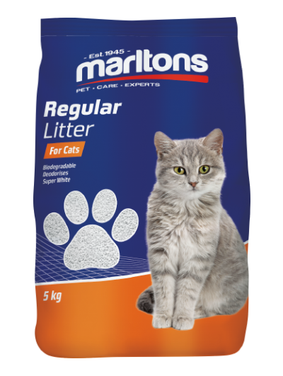 Cat Litter - Regular - 2.5kg